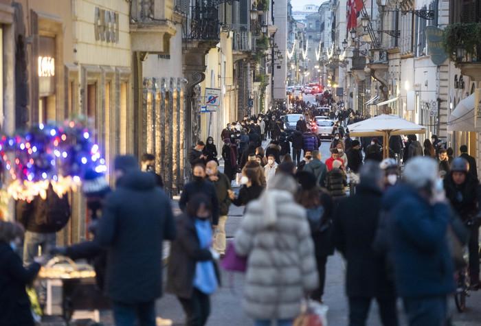 Commercio Istat calo vendite del 69 a novembre