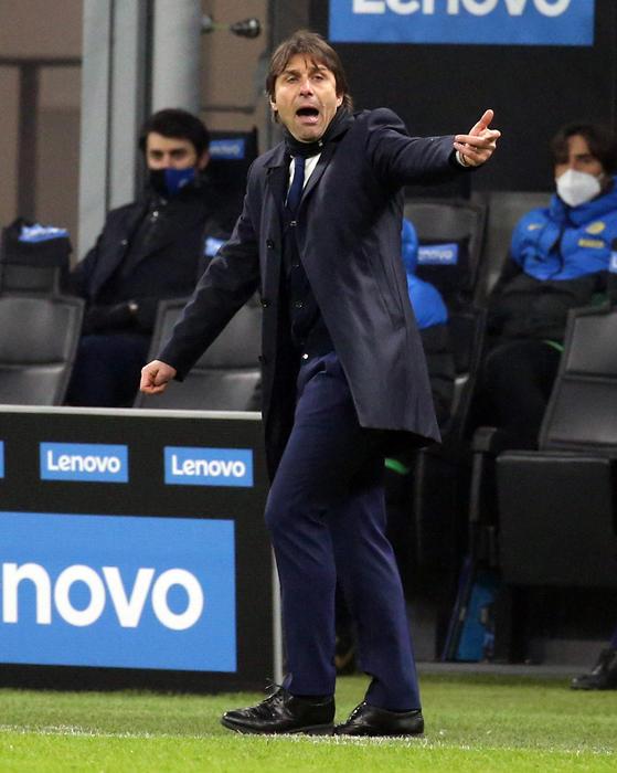 Conte La vittoria contro la Juve ci da entusiasmo