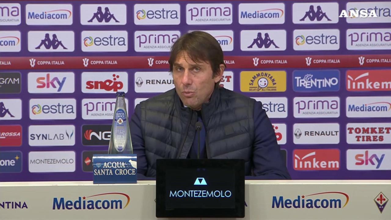Conte Qualificazione meritata Inter pronta per la sfida con la Juve