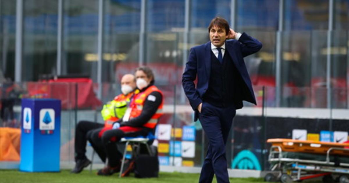 Conte Roma da scudetto test importante per ambizioni Inter