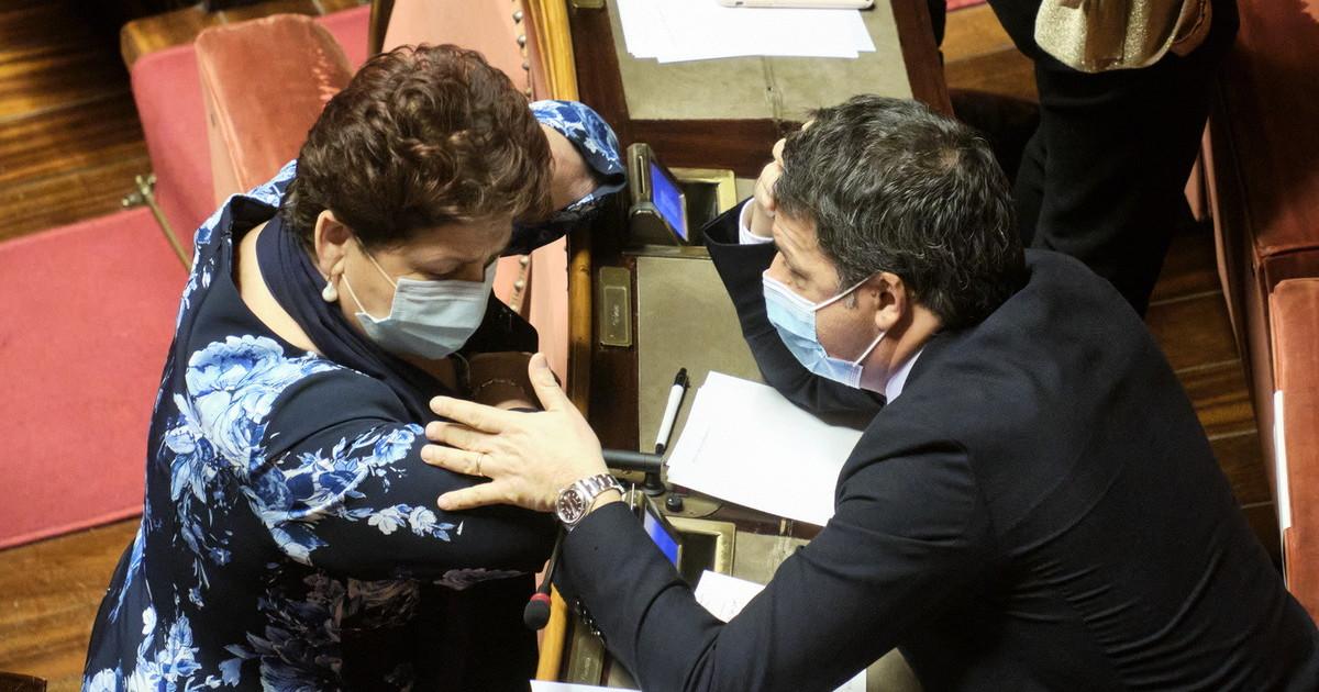 Conte e troppo tranquillo. Renzi va ko Retroscena panico nel cuore di Italia Viva Iil premier ha un accordo nome pazzesco
