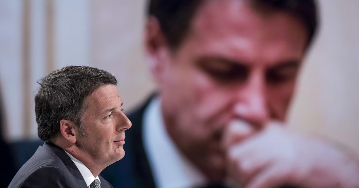 Conte la campagna acquisti e fallita Una voce dal cuore dei Palazzi romani Renzi torna in gioco scenario assurdo