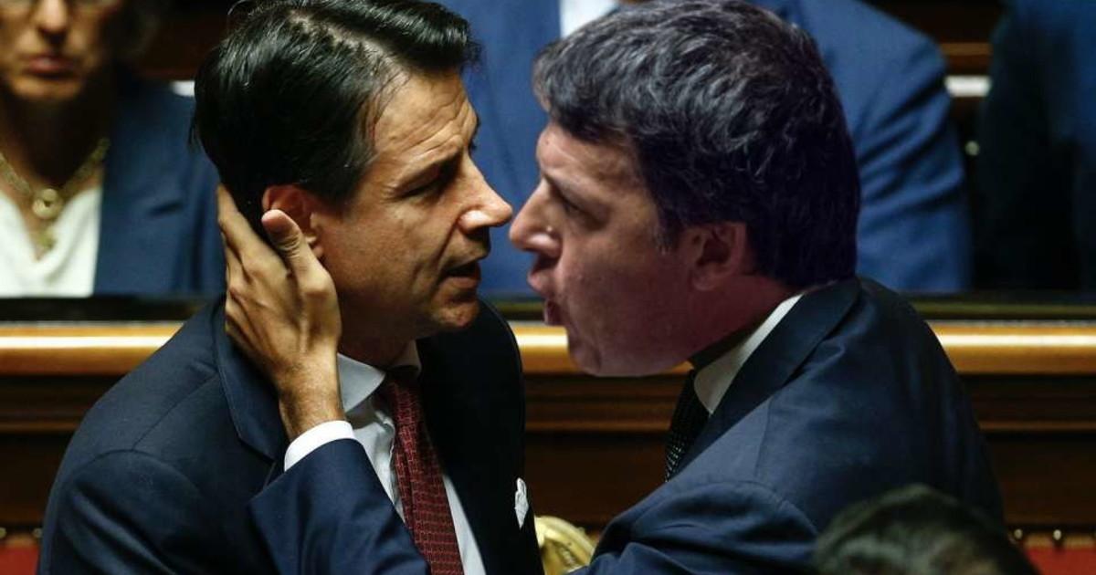 Conte verso le dimissioni. E ora Lindizio al Renzi show responsabili e appoggio esterno Italia a 100 allora verso il caos