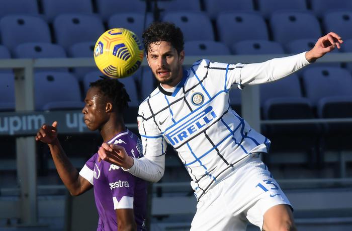 Coppa Italia Fiorentina Inter 0 1 DIRETTA LIVE e FOTO