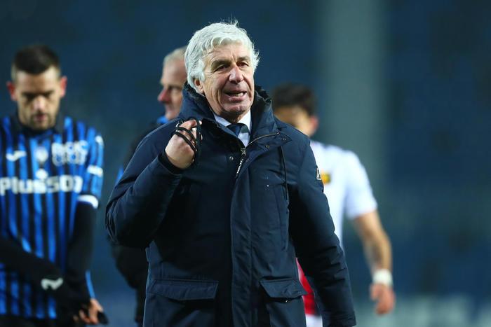 Coppa Italia Gasperini match importante attenzione massima