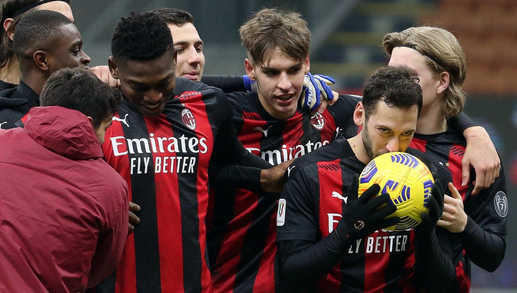 Coppa Italia Milan Torino 5 4 ai rigori i rossoneri ai quarti dopo una maratona