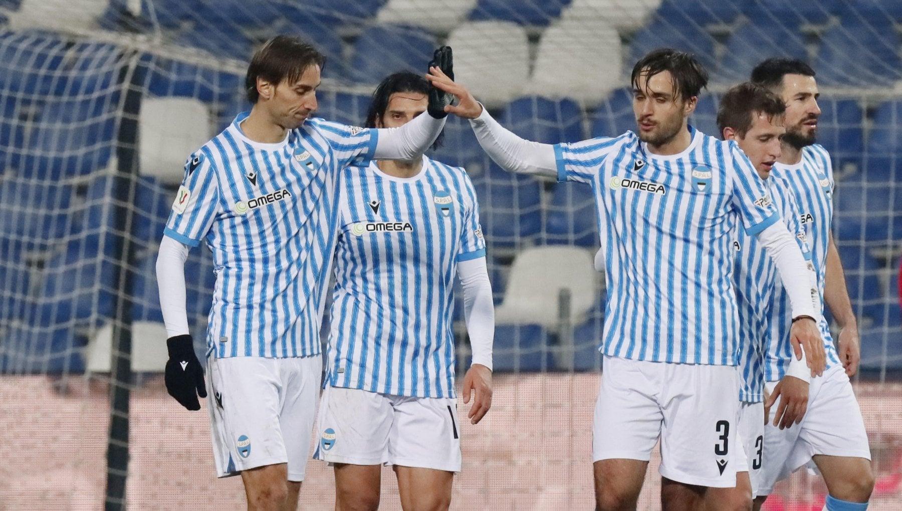 Coppa Italia Sassuolo Spal 0 2 la squadra di Ferrara si regala i quarti con la Juve