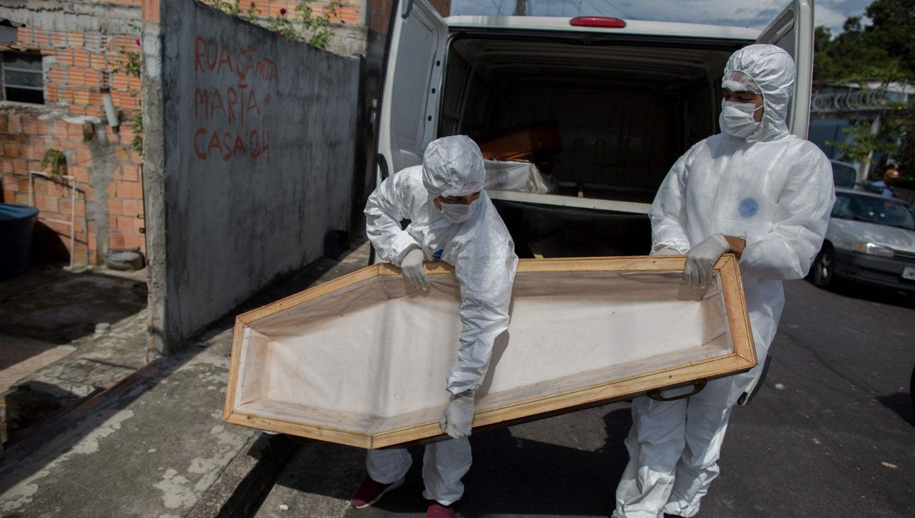 Coronavirus in Amazzonia e emergenza manca ossigeno e ospedali pieni