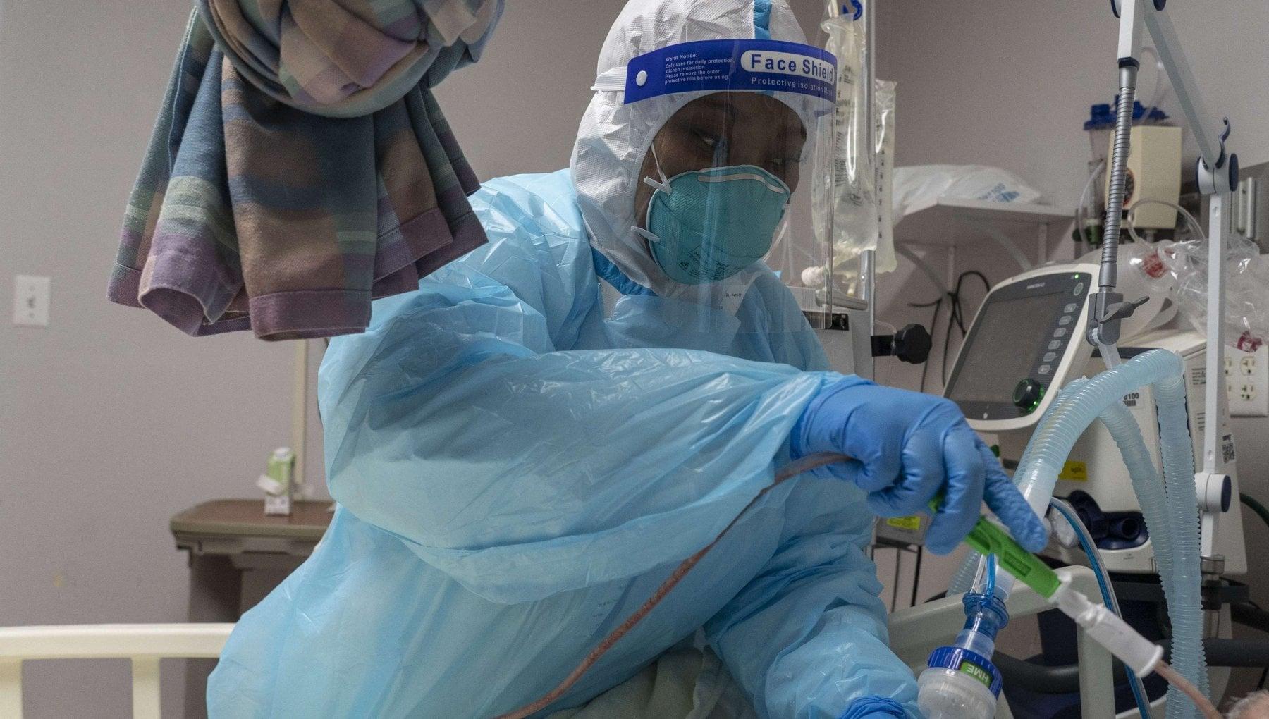 Coronavirus nel mondo negli Usa superati i 350 mila morti. In California servizi funebri in tilt