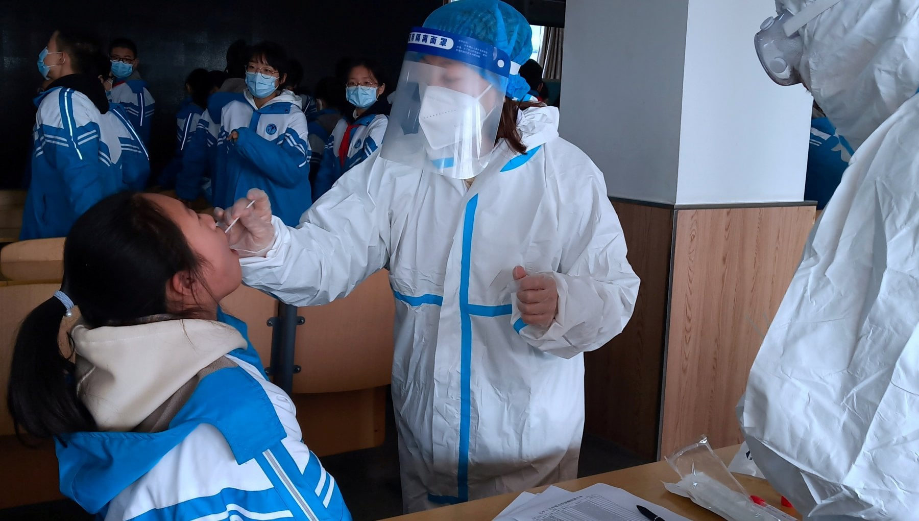 Coronavirus record di contagi a un anno dal primo morto di Wuhan