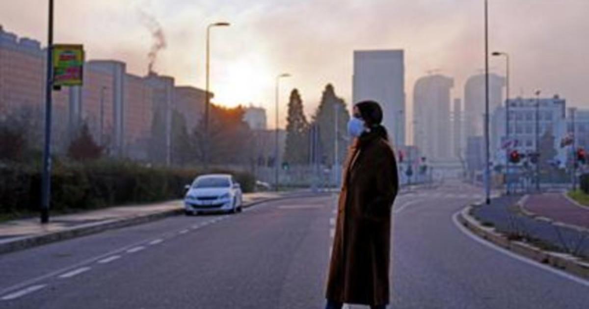 Coronavirus studio smog non favorisce diffusione in aria del virus