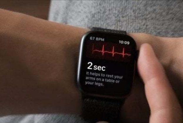 Covid cosi lo smart watch puo aiutare la diagnosi allo studio due app per scoprire uninfezione virale ancor prima dei sintomi