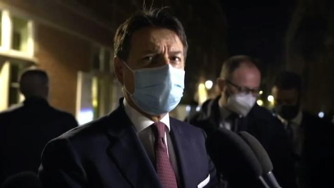 Crisi di Governo Conte al Quirinale avanti senza Italia viva