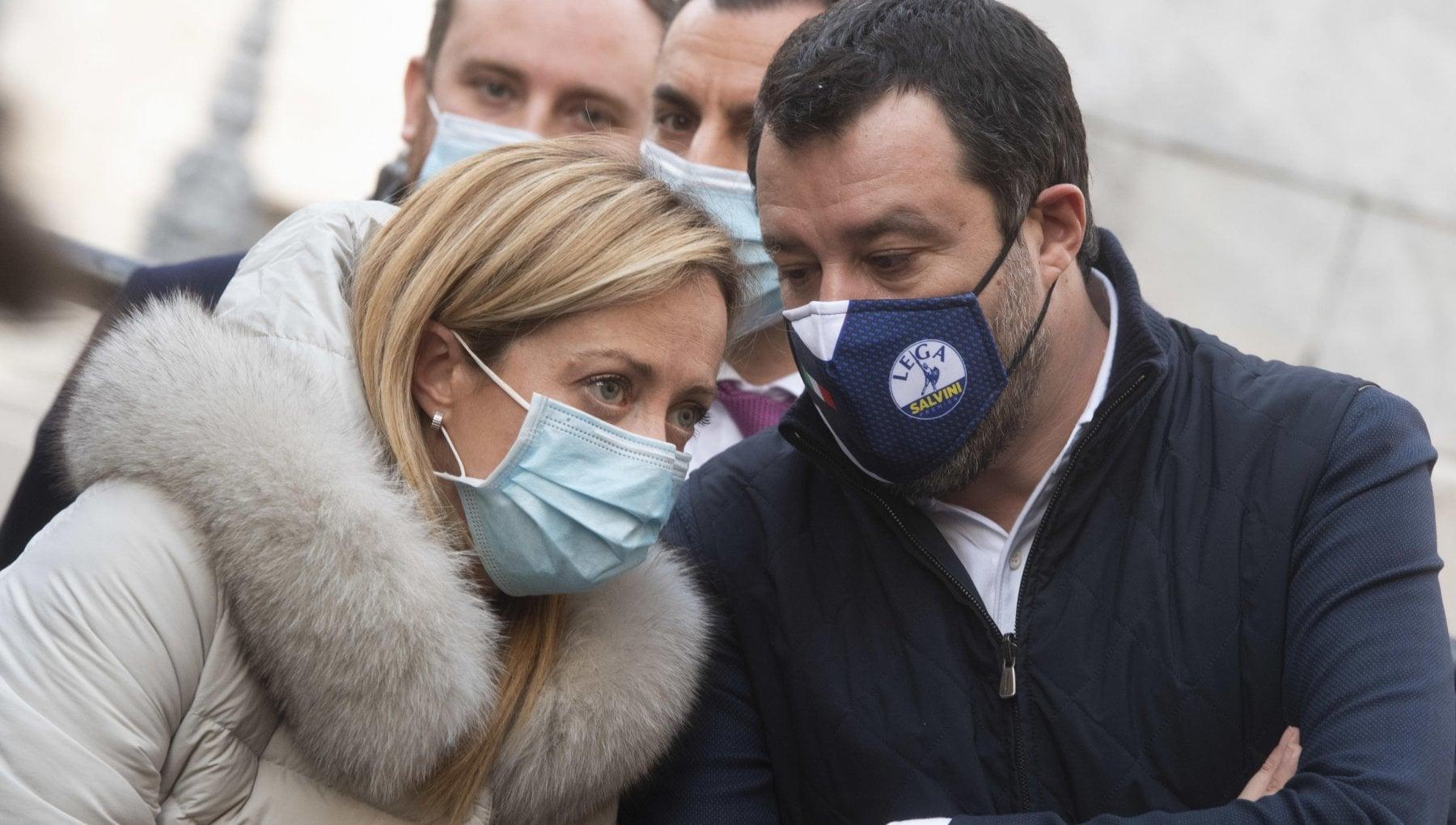 Crisi di governo Zingaretti Da Iv errore contro lItalia. Meloni Conte si dimetta. Elezioni subito