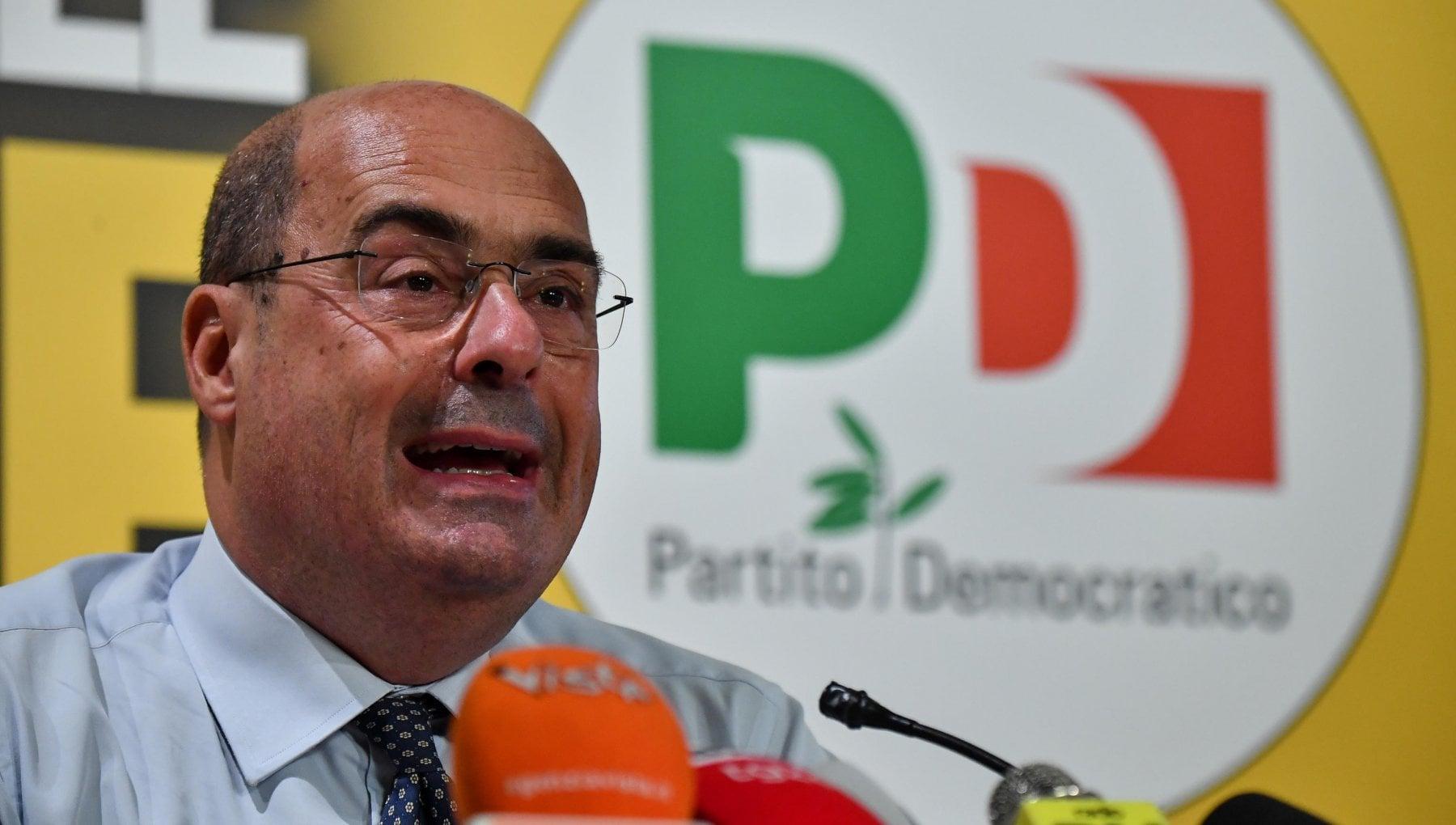 Crisi di governo Zingaretti lancia un appello ai costruttori Uniamoci per salvare lItalia