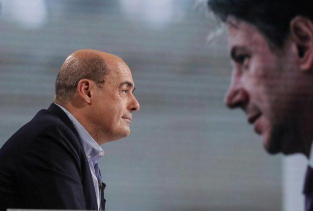 Crisi di governo il Pd diviso sul premier e teme il patto Renzi 5S