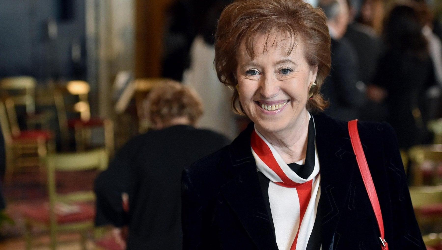 Da sindaca a manager gli ultimi 10 anni di Letizia Moratti tra San Patrignano impegni internazionali e vertici di aziende