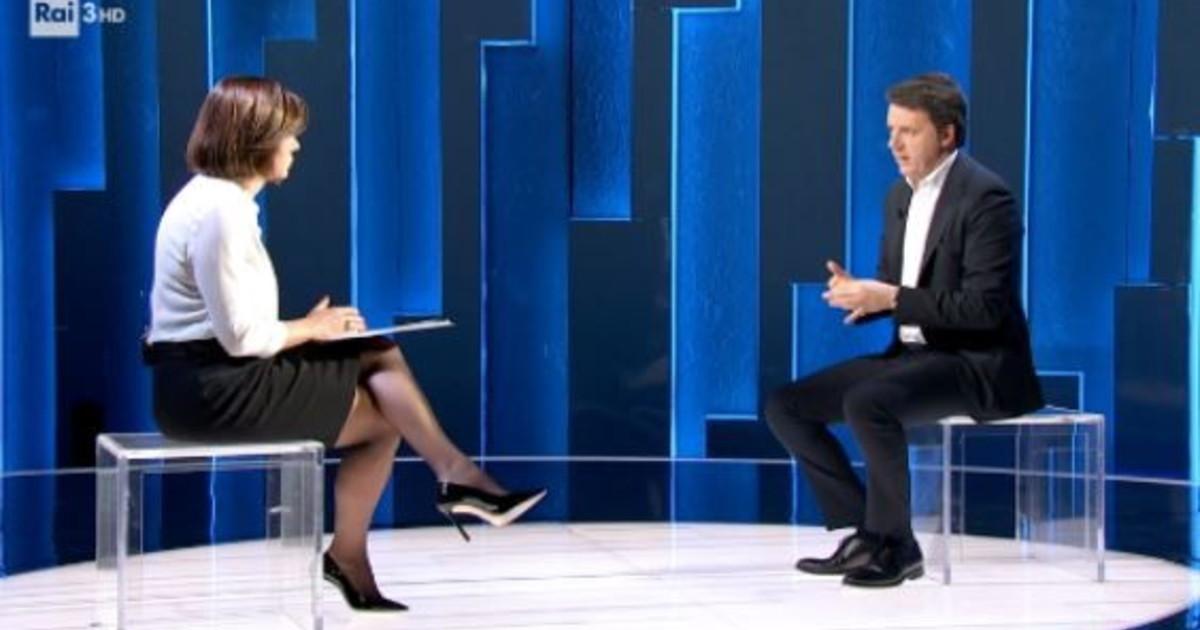 Dal Conte Zinga al Conte Mastella. Renzi umilia il premier via alla crisi in diretta dalla Berlinguer