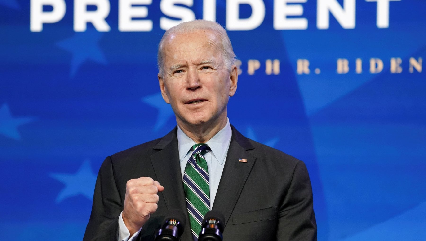 Dallaccordo di Parigi ai debiti scolastici i 17 ordini esecutivi che Biden firmera