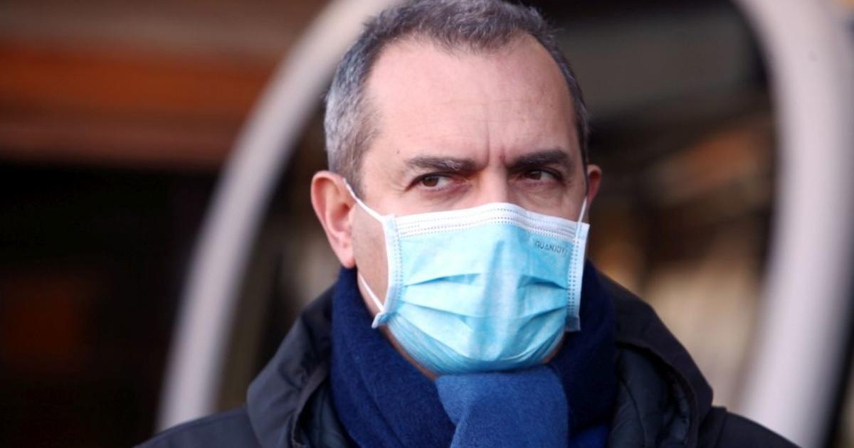 De Magistris scioglie riserve Mi candido presidente della Calabria