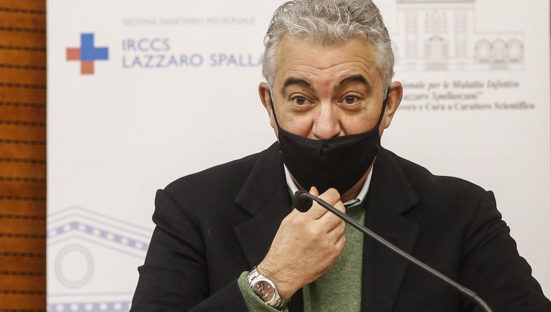 Derby il commissario Arcuri Spero che vinca la Roma. Ed e subito polemica. Lotito Battuta infelice e contesto sbagliato