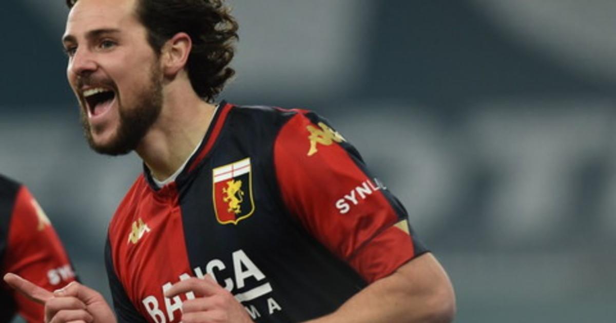 Destro spinge il Genoa Cagliari ancora sconfitto