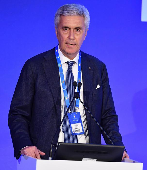 Dilettanti Sibilia candidato unico per presidenza