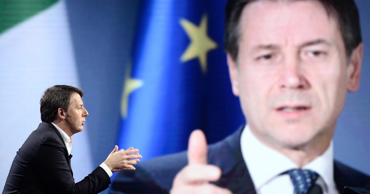 Disposto a dimettersi ma.... Conte Voci su un premier piu che disperato cosa chiede a Renzi