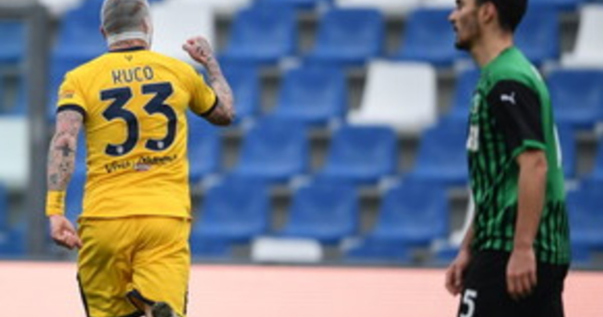 Djuricic al 94′ risponde a Kucka Sassuolo Parma 1 1