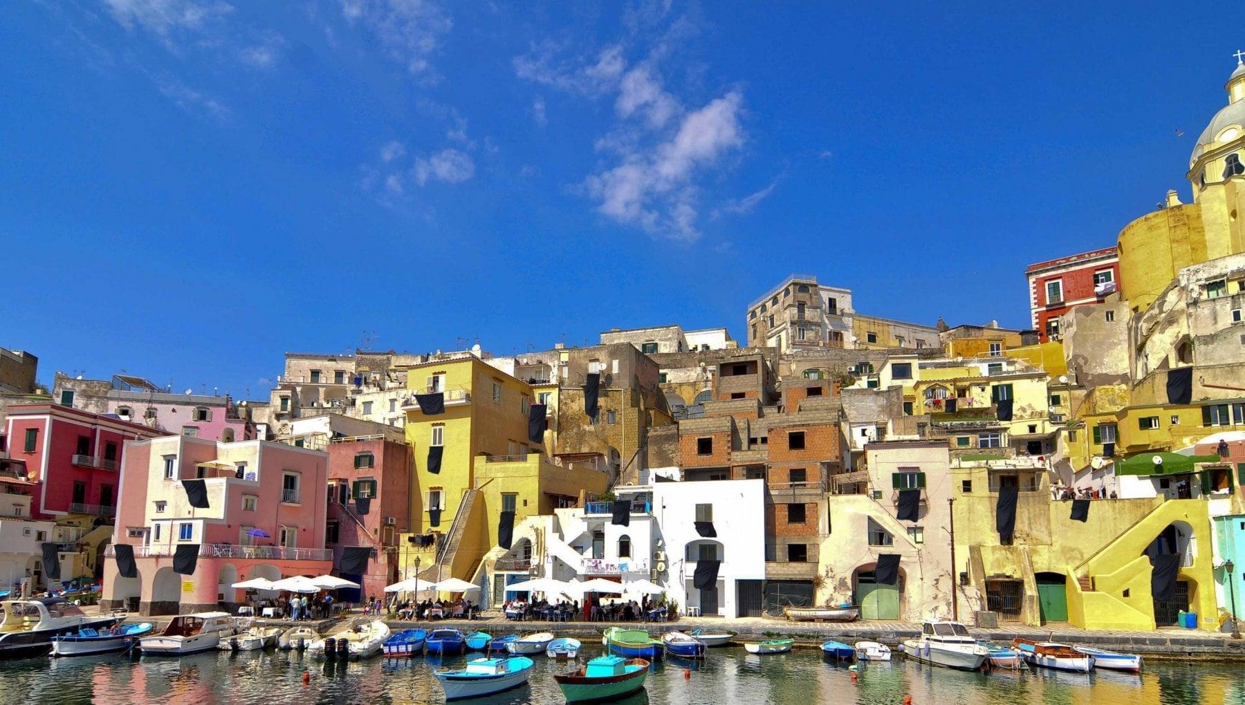 E Procida la capitale italiana della cultura per il 2022. Franceschini Un segnale per guardare al futuro