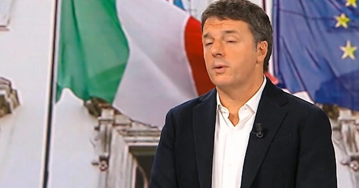 Era solo una pagliacciata ma quale crisi Poltrone e Draghi Renzi crolla al Tg5 Conte e salvo ancora