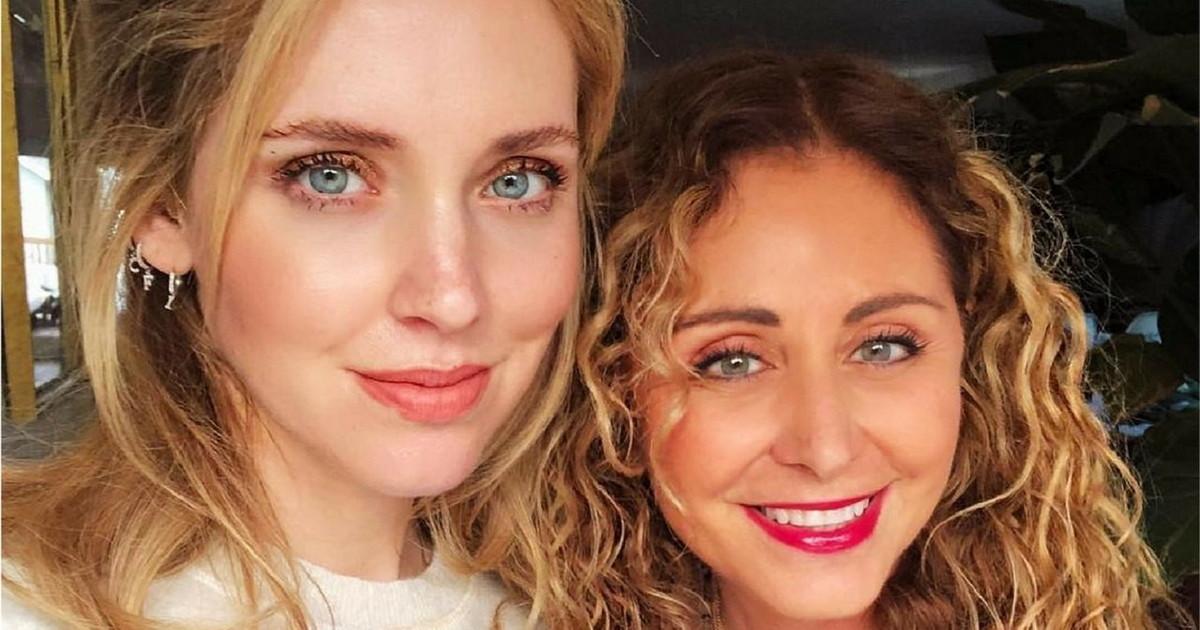 Essere sua madre Un danno alla mia credibilita il clamoroso sfogo della mamma di Chiara Ferragni