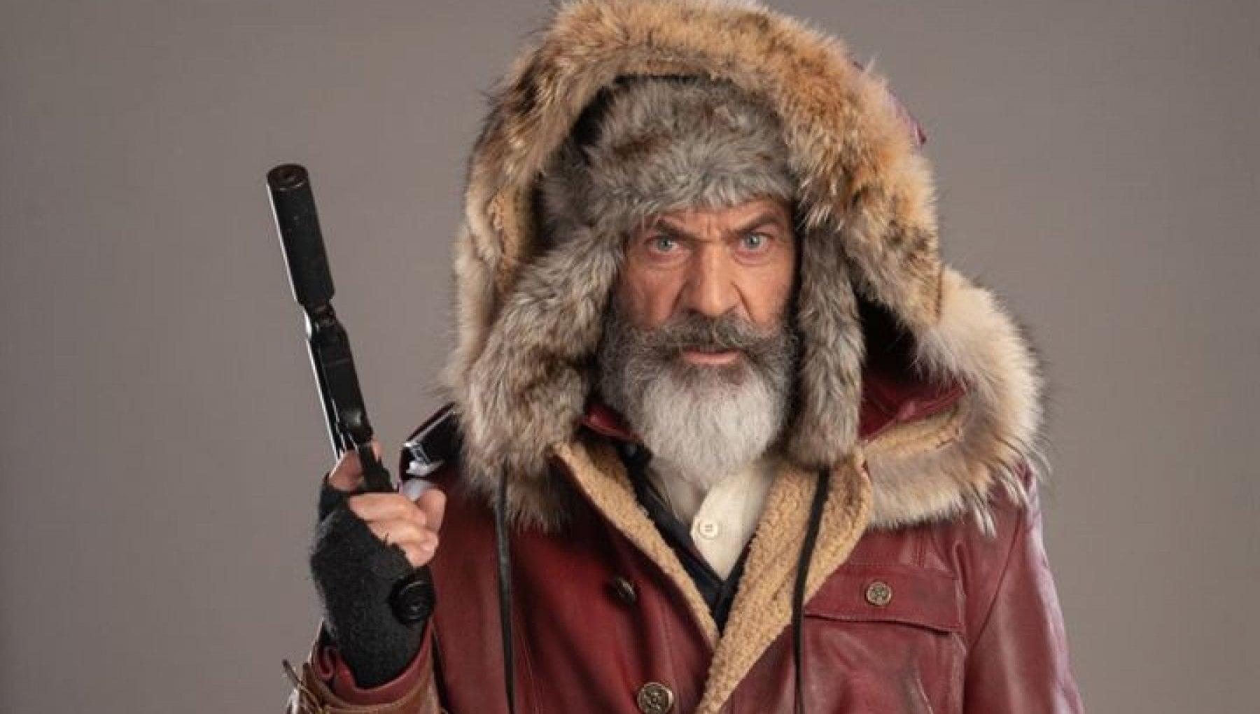 Fatman Mel Gibson porta sulle schermo un Babbo Natale sparatutto