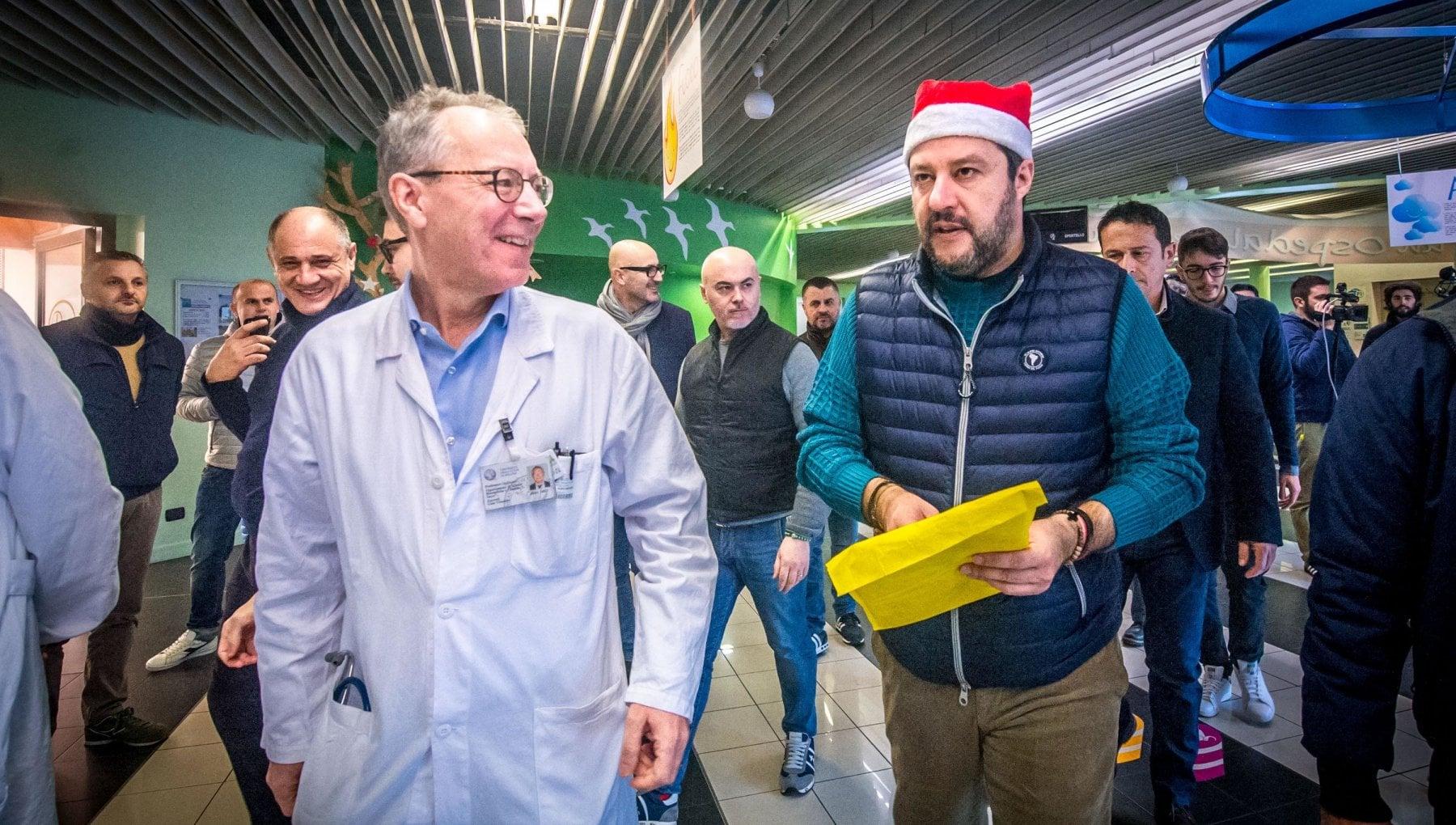 Gian Vincenzo Zuccotti il medico in pista per sostituire Gallera alla Sanita in Lombardia