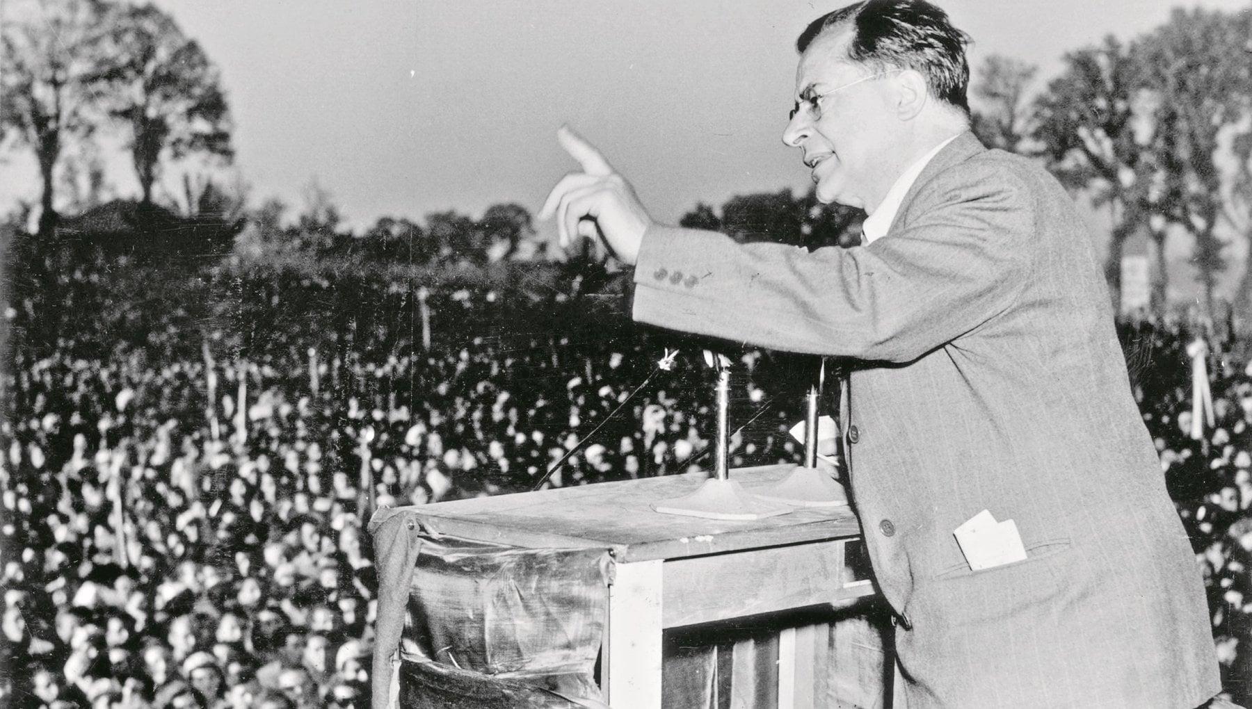 Giovanni Gozzini Furono i compagni a salvare la democrazia