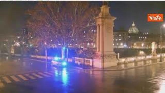Gli Auguri del Capo della Polizia Franco Gabrielli a Capodanno dalla sala operativa di Roma