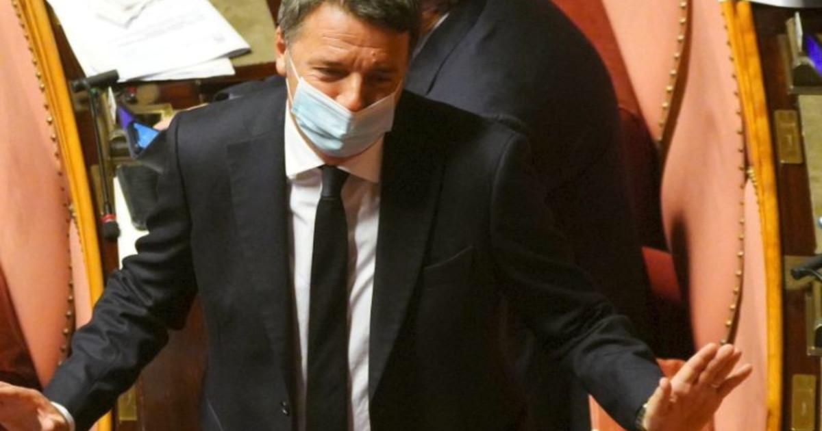 Governo Renzi Non ce una maggioranza fiducia in Mattarella