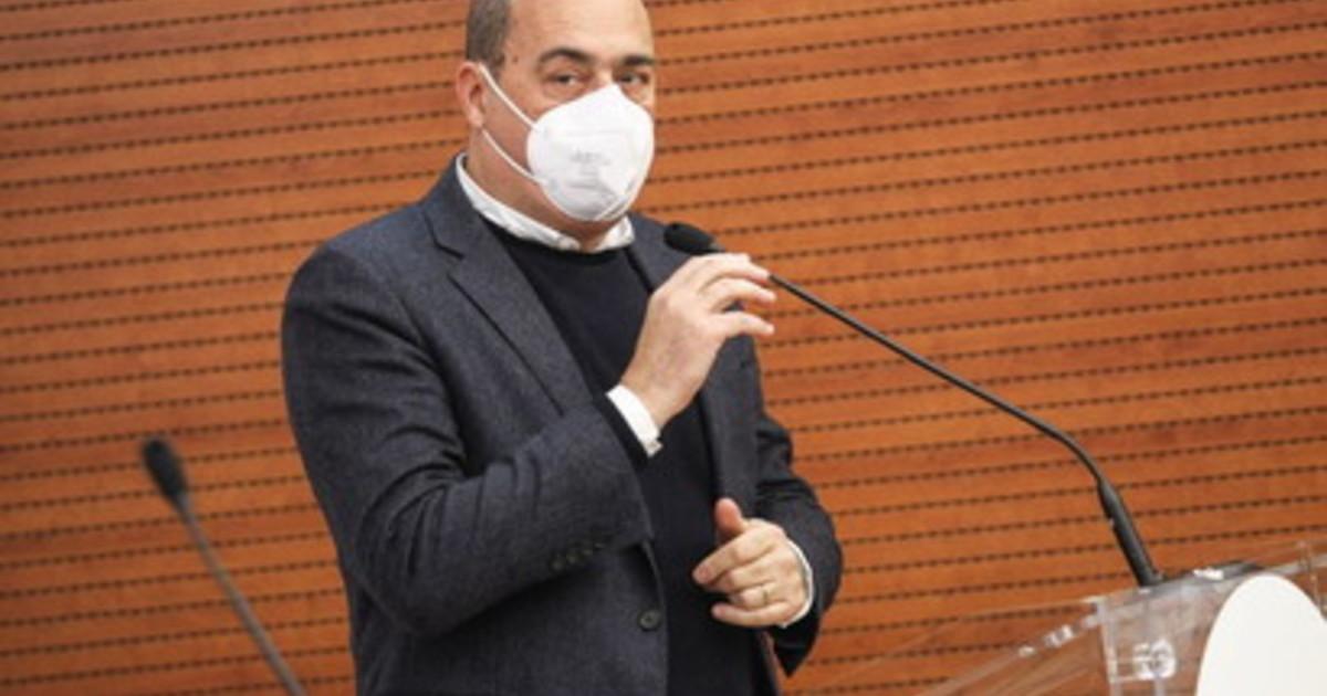 Governo Zingaretti No alle condotte da irresponsabili