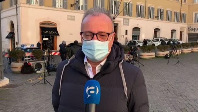 Governo di unita nazionale con Conte premier. Rotondi accelera spiazzato pure Berlusconi
