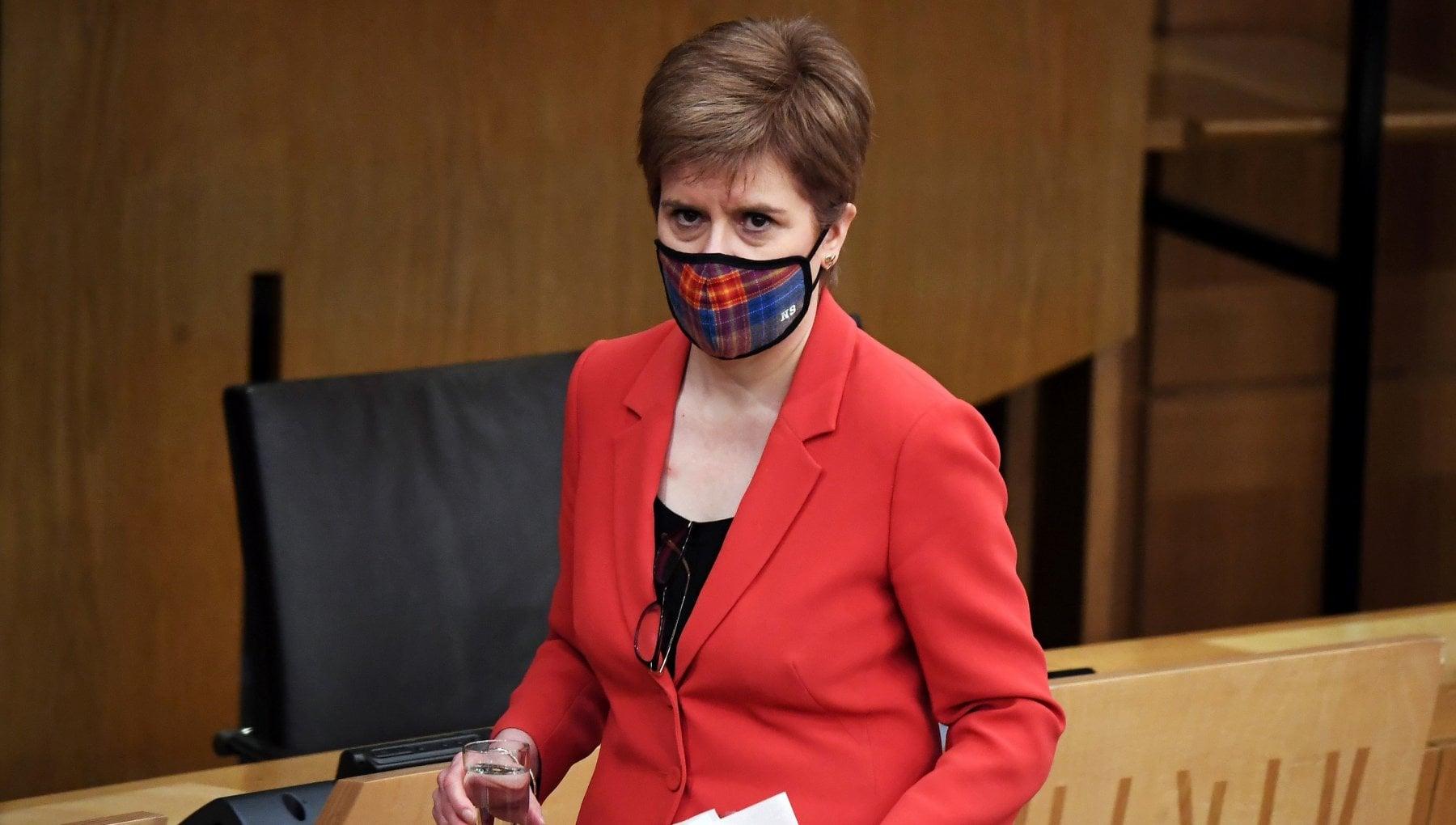 Gran Bretagna fuori dallUe la risposta della premier scozzese Noi torneremo presto