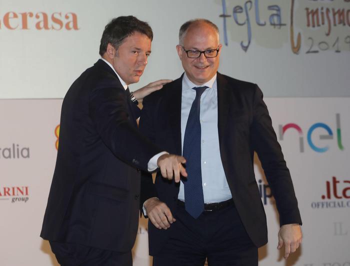 Gualtieri Renzi irresponsabile lItalia ha gia perso 76mln