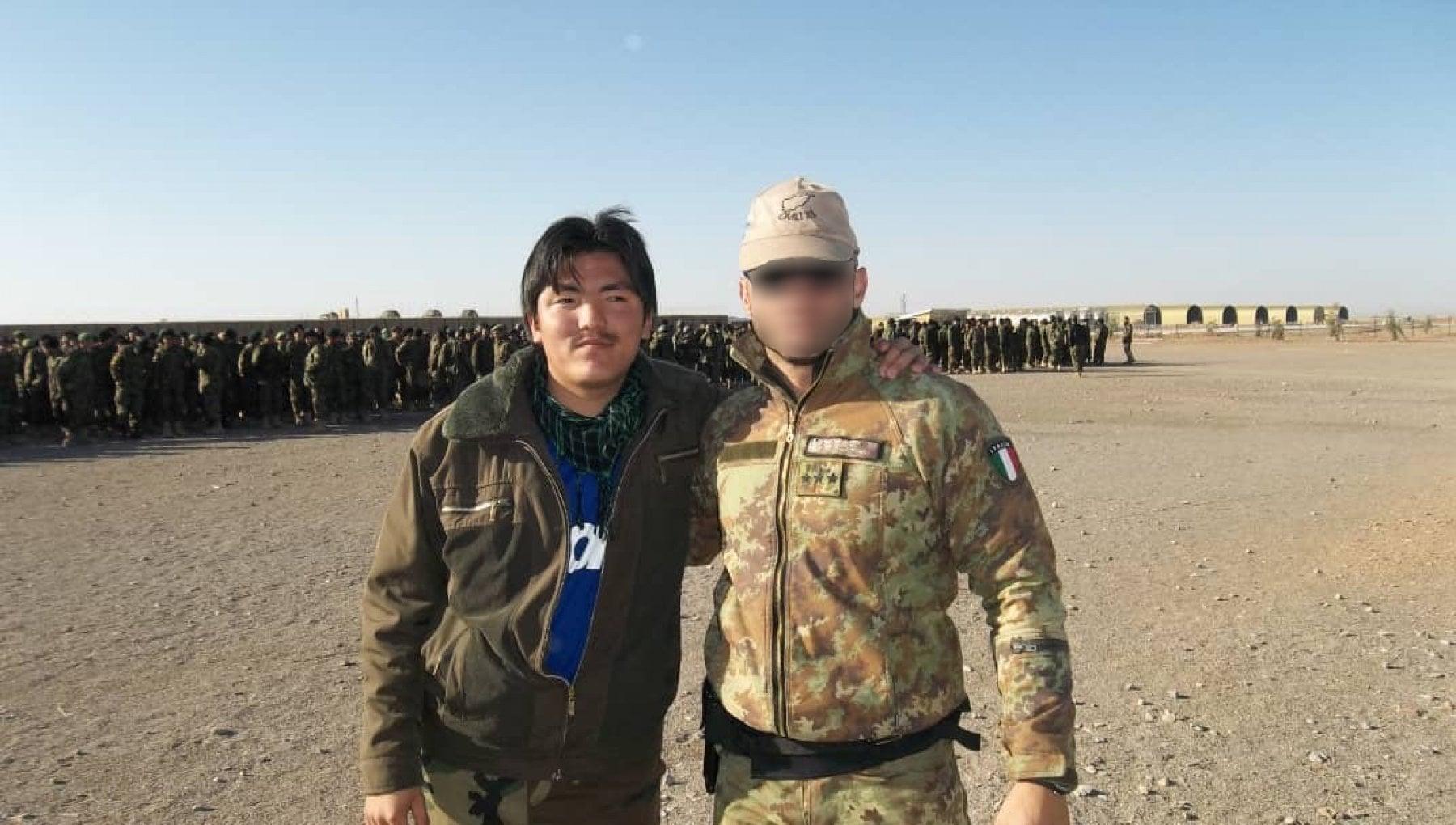 Ho servito lItalia come interprete ora aiutatemi a lasciare lAfghanistan