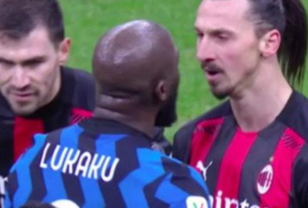 Ibra contro Lukaku rissa senza precedenti Vai a fare il voodoo piccolo asino Tua madre puta cosa si sono detti che imbarazzo