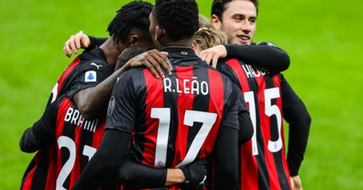 Il Milan torna subito a vincere Torino battuto per 2 0