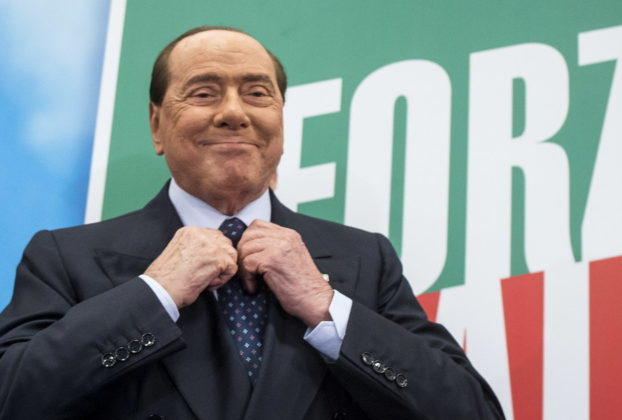 Il Pd in ginocchio pure da Berlusconi. Rossi ma non di vergogna indiscreto conta governare con chi non importa