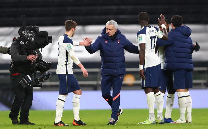 Il Tottenham ne fa cinque finisce il sogno del Marine