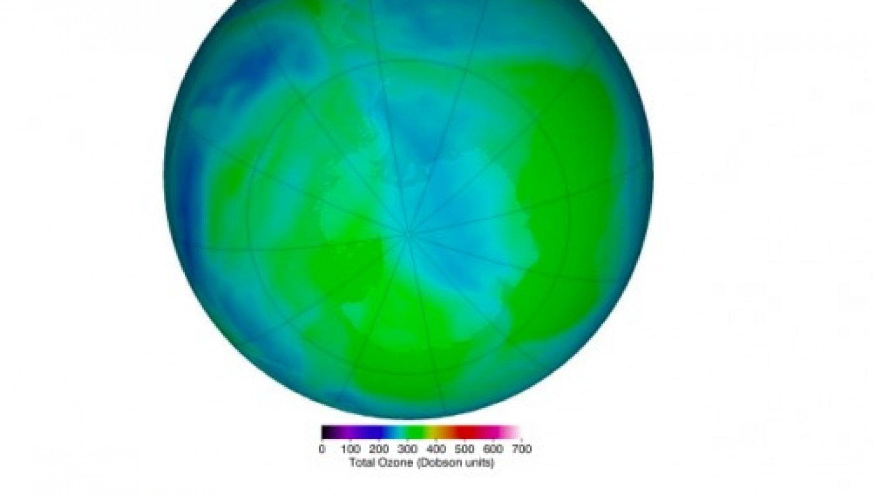 Il buco dellozono in Antartide si e chiuso