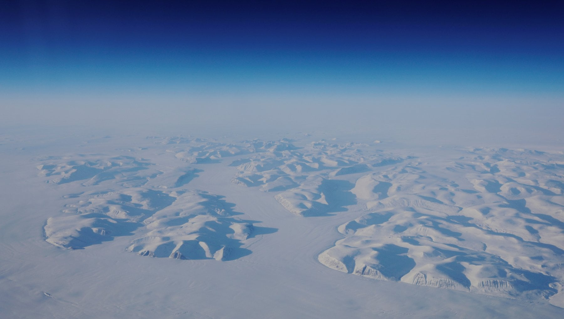 Il ghiaccio sta scomparendo a una velocita record