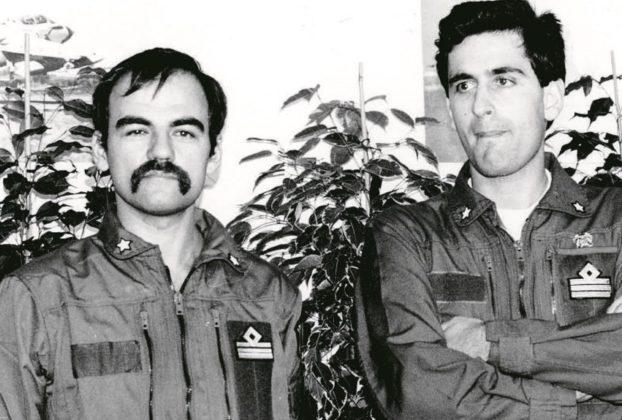 Il pilota abbattuto in Iraq Io e Cocciolone quella notte 30 anni fa capimmo che un Topgun non e un superuomo