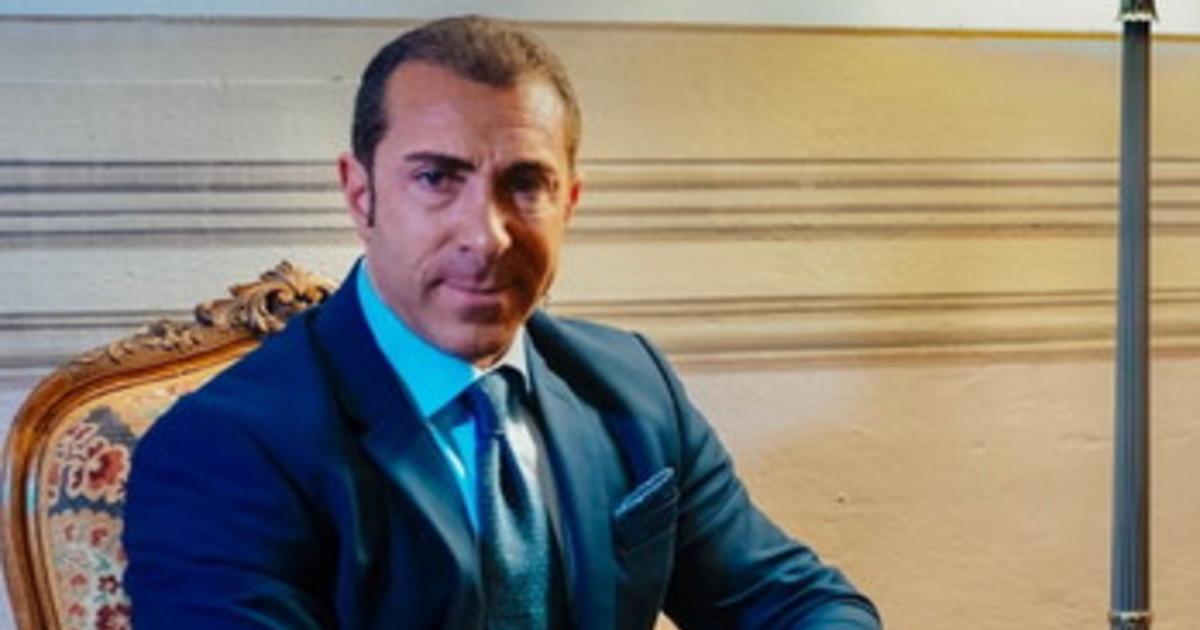 Il sarto del body shaping si chiama Massimo Alparone